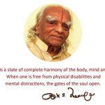 B.K.S Iyengar – twórca naszej ścieżki jogi 4